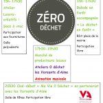 Journée à thème du 26 juillet: ZERO DECHET