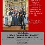 Surprise baroque à Valezan – 17 juillet 2020