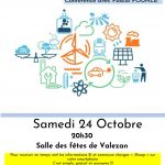 Conférence avec Pascal POULHE le 24 octobre
