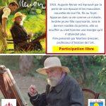 Soirée cinéma avec le Film «Renoir» le 7 Novembre