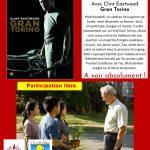 Soirée cinéma avec «Gran Torino» le 5 Décembre ANNULE