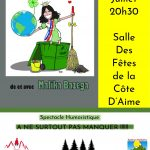 Spectacle Humoristique Vendredi 16 Juillet avec Malika Bazega