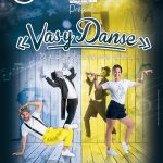 Vendredi 6 Août «La compagnie des Dindons» présente son spectacle «Vas-y danse!»