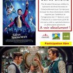Soirée cinéma à Valezan «The Greatest Showman» SAMEDI 11 SEPTEMBRE
